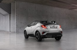 Toyota C-HR GR Sport, 2020, rear