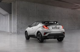 Toyota C-HR GR Sport, 2021, rear