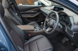 Mazda CX-30, 2019, interior