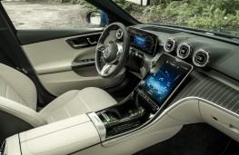 Mercedes-Benz C-Class, 2021, interior
