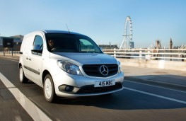 Mercedes-Benz Citan in London
