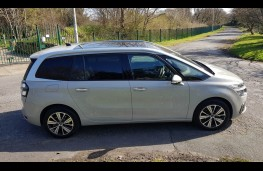 Citroen Grand C4 SpaceTourer, side