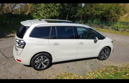 Citroen Grand C4 SpaceTourer, profile