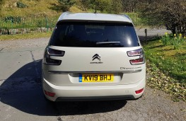 Citroen Grand C4 SpaceTourer, rear
