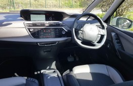 Citroen Grand C4 SpaceTourer, cabin