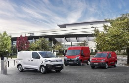 Citroen electric vans