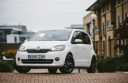 Skoda Citigo, front, static