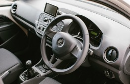 Skoda Citigo, interior