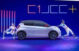 Citroën C1 JCC+ Special Edition profile