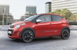 Citroen C1 Urban Ride front threequarters