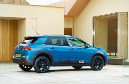 Citroen C4 Cactus, side static
