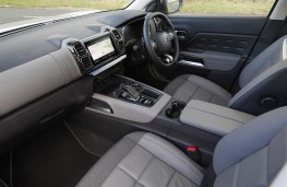 Citroen C5 Aircross, dashboard 2
