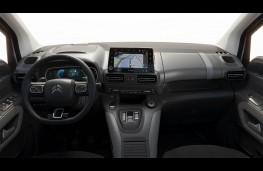 Citroen e-Berlingo, dashboard