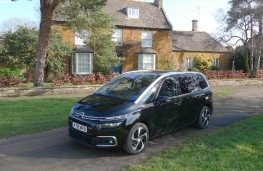 Citroen Grand C4 Space Tourer, front static 2