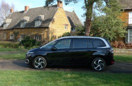 Citroen Grand C4 Space Tourer, side static 2