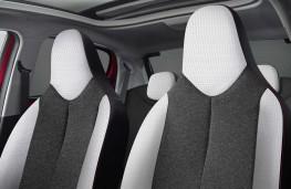 Citroen C1 Urban Ride seats