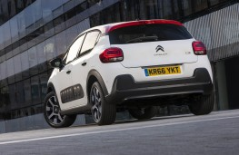 Citroen C3, static rear