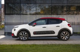 Citroen C3, static side