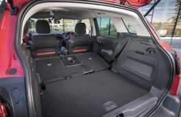 Citroen C3 Aircross, boot 2