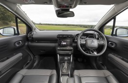 Citroen C3 Aircross, dashboard