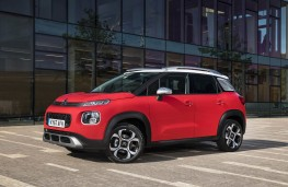 Citroen C3 Aircross, front static