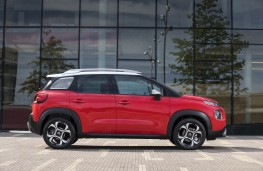 Citroen C3 Aircross, side static