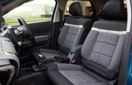 Citroen C4 Cactus, front seats