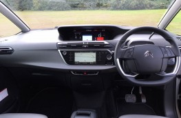 Citroen Grand C4 Picasso, interior