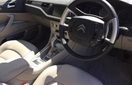 Citroen C5, interior
