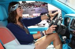 Citroen SpaceTourer, interior, Geneva Motor Show 2016