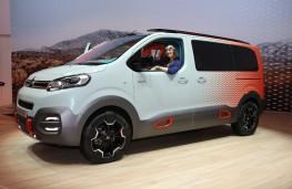 Citroen SpaceTourer, Geneva Motor Show 2016
