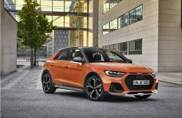 Audi A1 citycarver, 2019, front, static