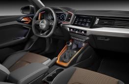 Audi A1 citycarver, 2019, interior