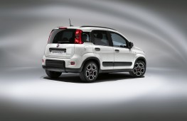 Fiat Panda City Life, 2020, rear