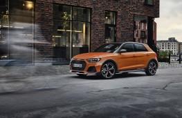 Audi A1 citycarver, 2019, side, static