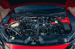 Honda Civic, 2017, 1.0 litre engine