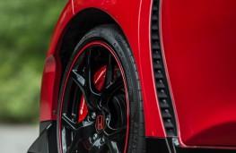 Honda Civic Type R, wheel