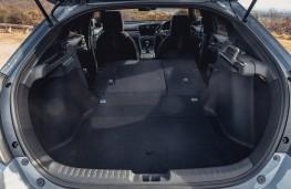Honda Civic, 2017, boot, maximum