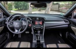 Honda Civic, 2017, dashboard