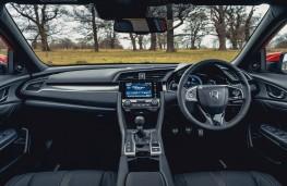 Honda Civic 1.0 VTEC, 2017, interior