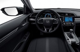 Honda Civic, 2020, interior