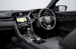 Honda Civic Sport Line, 2020, interior