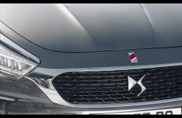 The DS5 Performance Line grille and logo