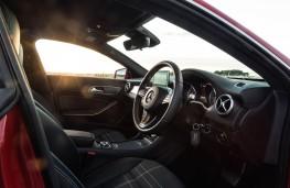 Mercedes CLA Shooting Brake, interior