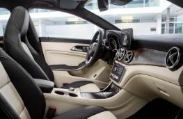 Mercedes-Benz CLA, 2016, interior