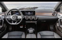 Mercedes-Benz CLA Coupe, 2019, interior