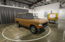 The Range Rover Story, clay model