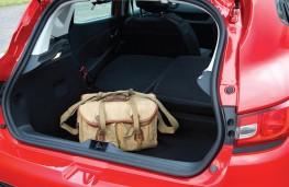 Renault Clio, boot