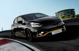 Renault Clio RS 18, 2018, front
