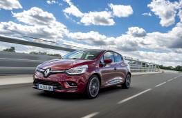 Renault Clio, 2016, front